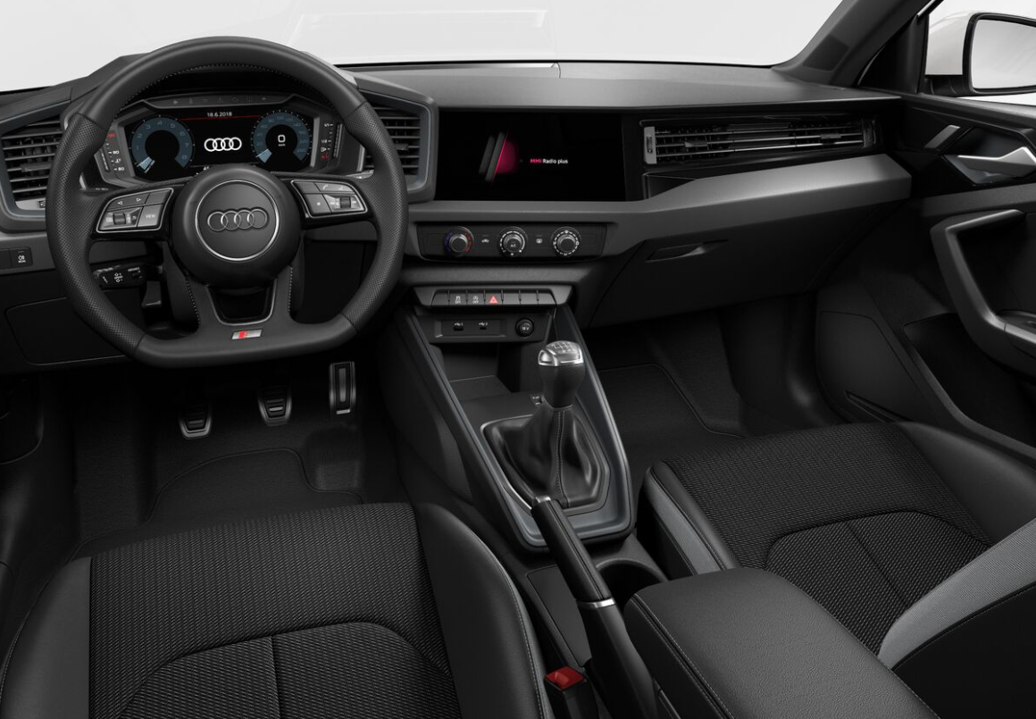 Audi A1 Sportback Attraction 30 TFSI