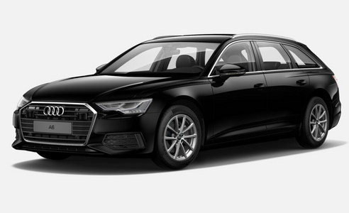 Audi A6 Attraction