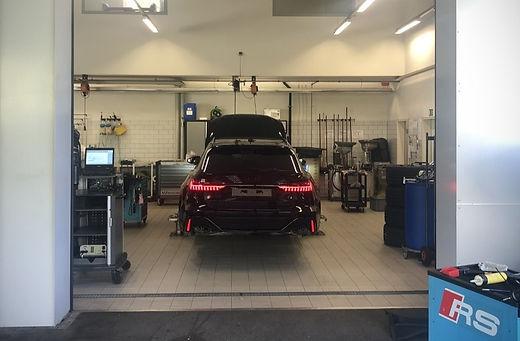 ACL Werkstatt Audi RS6