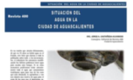 Ing. Jorge Castañeda Alvarado #Revista400 #DesarrolloSustentable  #Aguascalientes