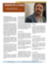 Damián de la Rosa  Revista 400 @400revista
