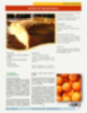Receta Saludable: Budín de Mandarina Revista 400 @400revista  #Revista400