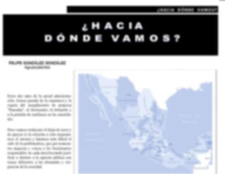 Felipe Gonzalez Gonzalez Zacatecas Aguascalientes Jaliisco @400revista