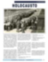 Recordación del Holocausto Revista 400 @400revista