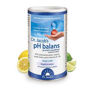 pH balans proszek zasadowy Dr Jacobs 2.j