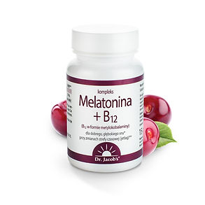 Melatonina + B12  Dr Jacobs 1.jpg