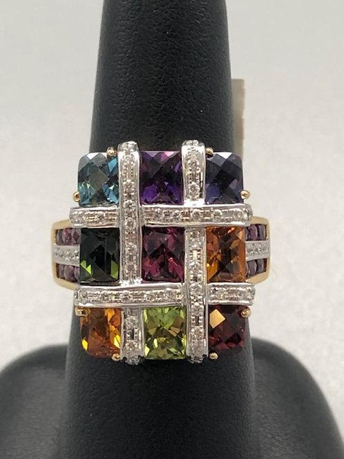 Mosaic - Ring