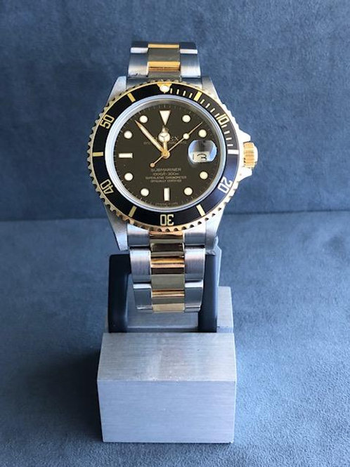 GENTS TWO TONE SUBMARINER