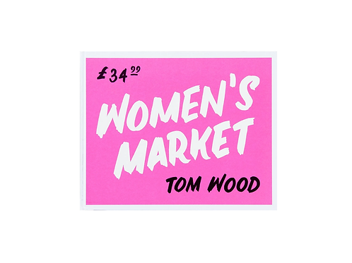 Womans Market - Tom Wood