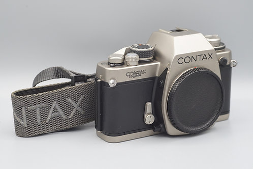 Contax S2 60th Anniversary Angle View