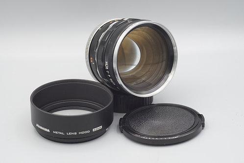 Carl Meyer Speed 50mm f1.0