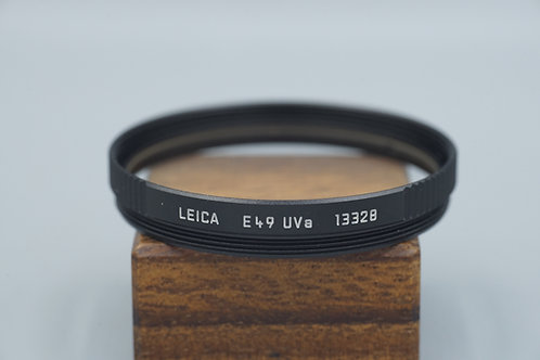 Leica E49 UVa Filter