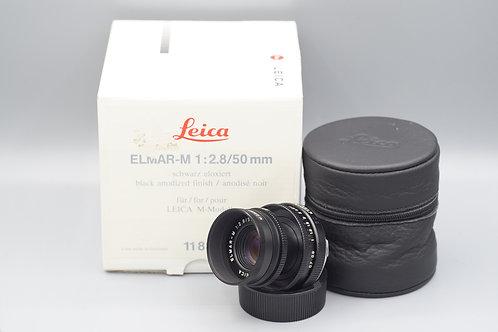 Leica Elmar M 50mm f2.8