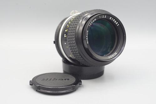 Nikon Nikkor 105mm f2.5
