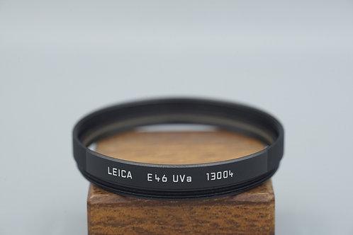 Leica E46 UVa Filter