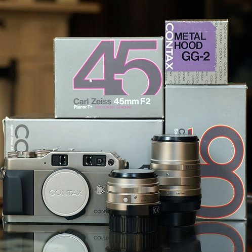 Contax G1 Outfit