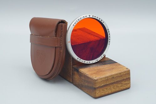 Rollei Orange Filter Bay III
