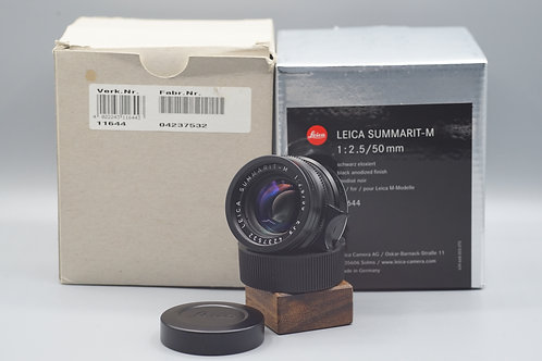 Leica Summarit M 50mm f2.5