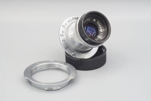 Meyer Optik Görlitz Trioplan 45mm f3.5