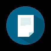 Dokument symbol bokföring redovisning