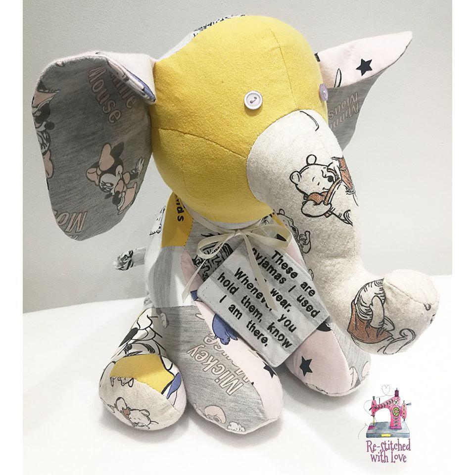 Birth Weighted Elephant