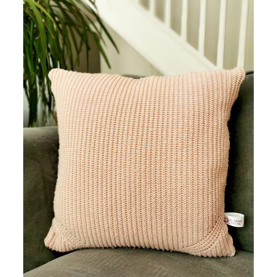 Jumper Cushion (No Neckline)