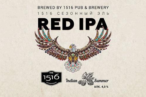RED I.P.A 1516 / Красный Индиан пэл эль 1516