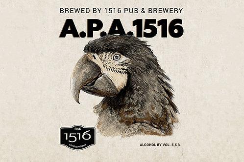American Pale Ale 1516 / Американ Пэйл Эль 1516