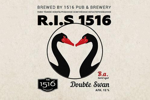 R.I.S. 1516 Double Swan / Двойной русский имперский стаут 1516 Черный Лебедь