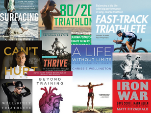Triathlon books you should be reading right now