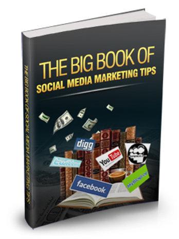 Big Book Social Media Tips