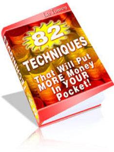 82 Techniques