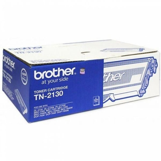 Brother TN-2130 Toner Cartridge (1500 pages)