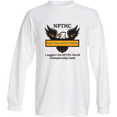 NPTHC Long sleeve shirt