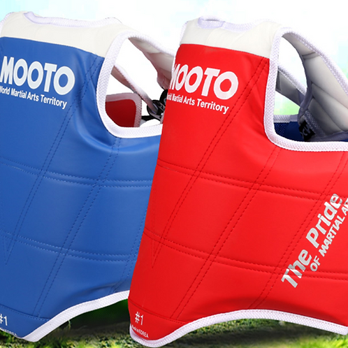Mooto Size 4 Chest Protector