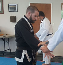 Instructor Antz Dyer