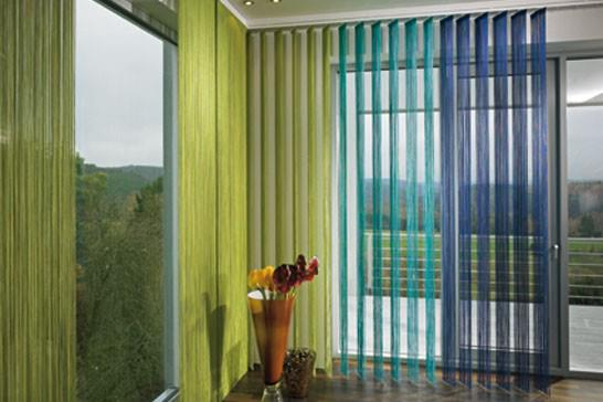 Vertical system String Curtains