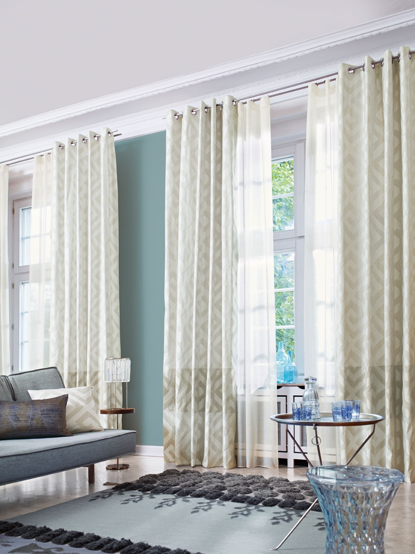 Eyelets Curtains