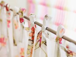 Free ties curtains