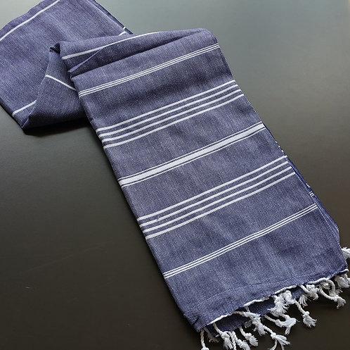 Peshtemal - Navy Blue