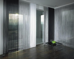 Sliding Panel String Curtains