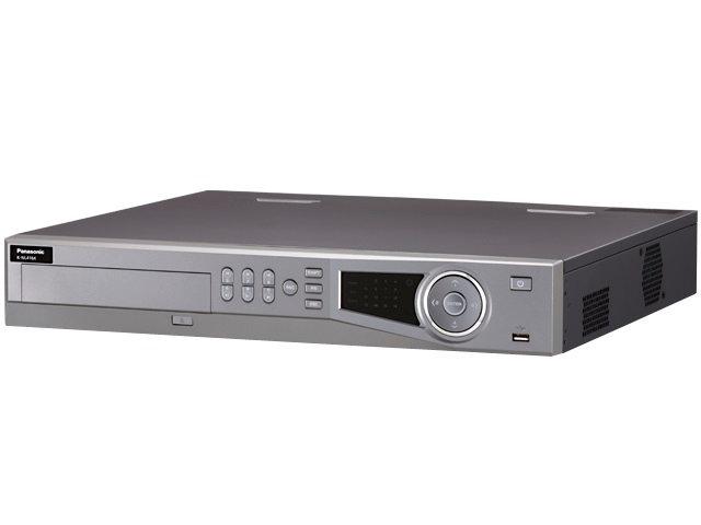 K-NL416K/G เครื่องบันทึกกล้อง IP 16 ช่อง Panasonic NVR 16 Ch.(PoE), H265