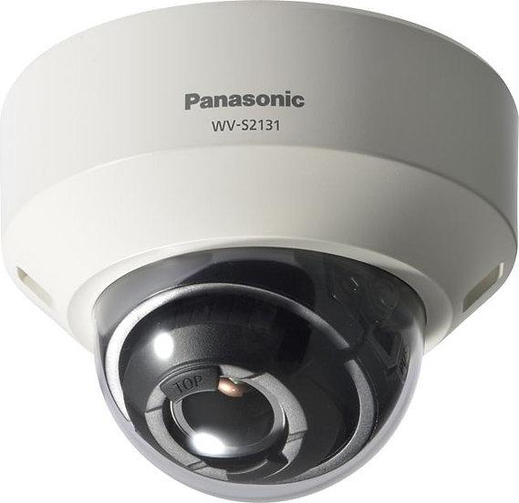 WV-S2131  Panasonic IP Dome Full HD,H.265,Motorized Z/F,SD,POE