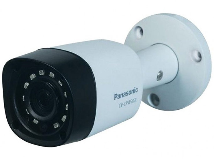 CV-CPW203L กล้องแบบกล่อง Analog Box Full HD,2 MP Fixed Lens 3.6 mm.