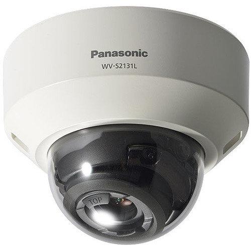 WV-S2131L  Panasonic IP Dome Full HD,H.265 IR-LED,Motorized Z/F,SD,POE