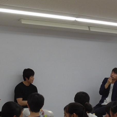 HOPのキャリア教育イベント無事終了!