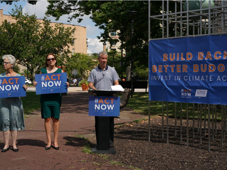 PA Local Leaders Call for Build Back Better Budget (BBBB), an Energy & Environmental Justice Bill