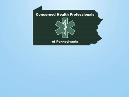 Introducing Concerned Health Professionals of Pennsylvania (CHP-PA)!