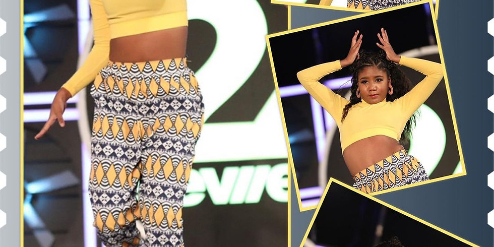 Teen Nation Talk Show featured Guest- Neveah Spates Teen Tap Dancer