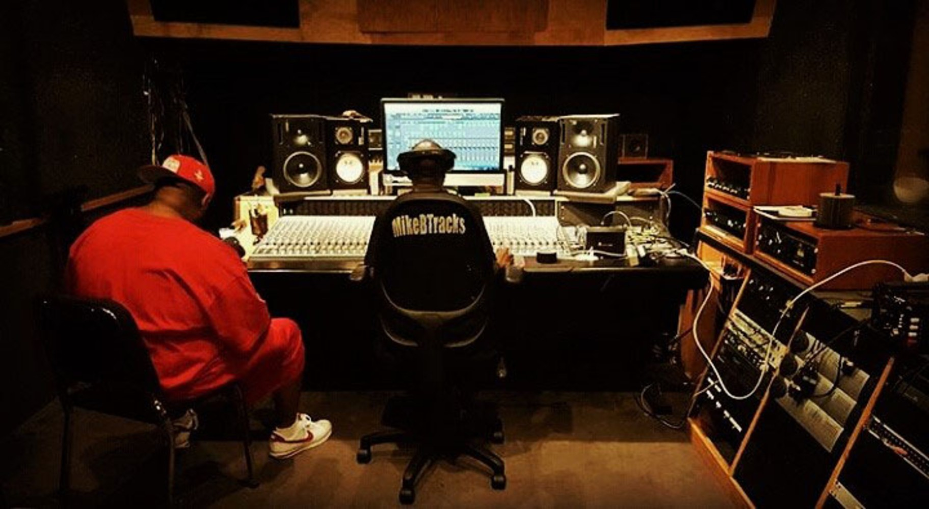 Mike B- Music Producer & Audio & Visual